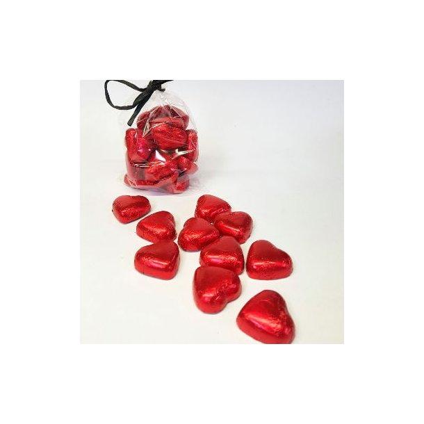 Chokolade hjerter 125g