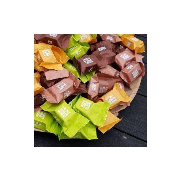 Fyldt belgisk chokolade