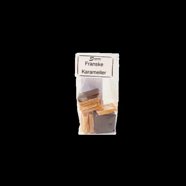 Fransk karamel i pose