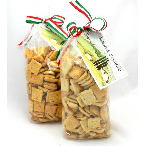 Italienske snack kiks